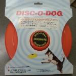 DISC-O-DOG よく遊ぶ!ディスクオードッグ