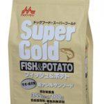 森乳サンワールド スーパーゴールド フィッシュ&ポテト